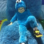Where's the cookie monster?